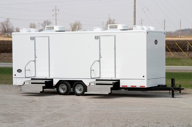 Imperial Restrooms: Luxury Restroom Trailer Rentals & Shower
