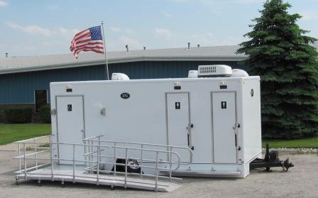 Mobile Shower Trailer Rentals Portable Bathroom Shower