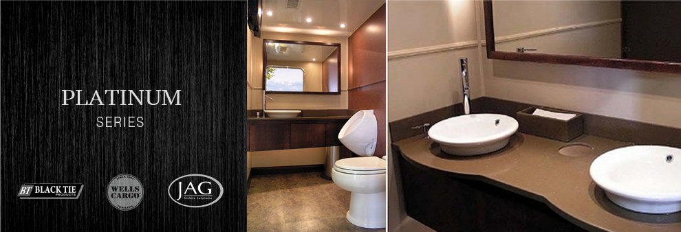 New York City Portable Restroom Trailer/Shower Trailer Rentals in New York City, New York.
